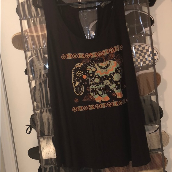 Forever 21 Tops - Boho styled tank top